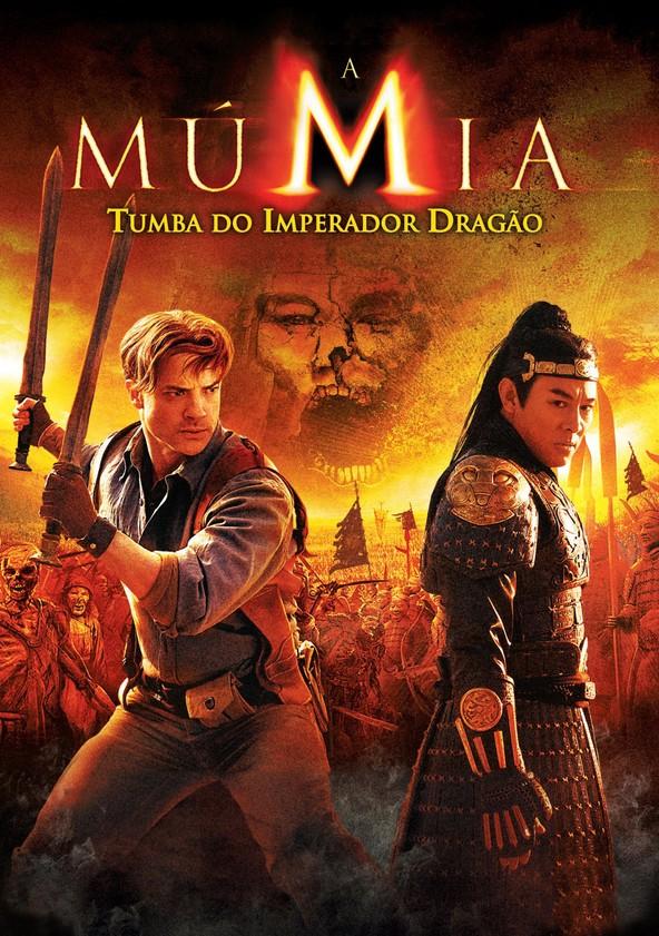 A Múmia: O Túmulo do Imperador Dragão