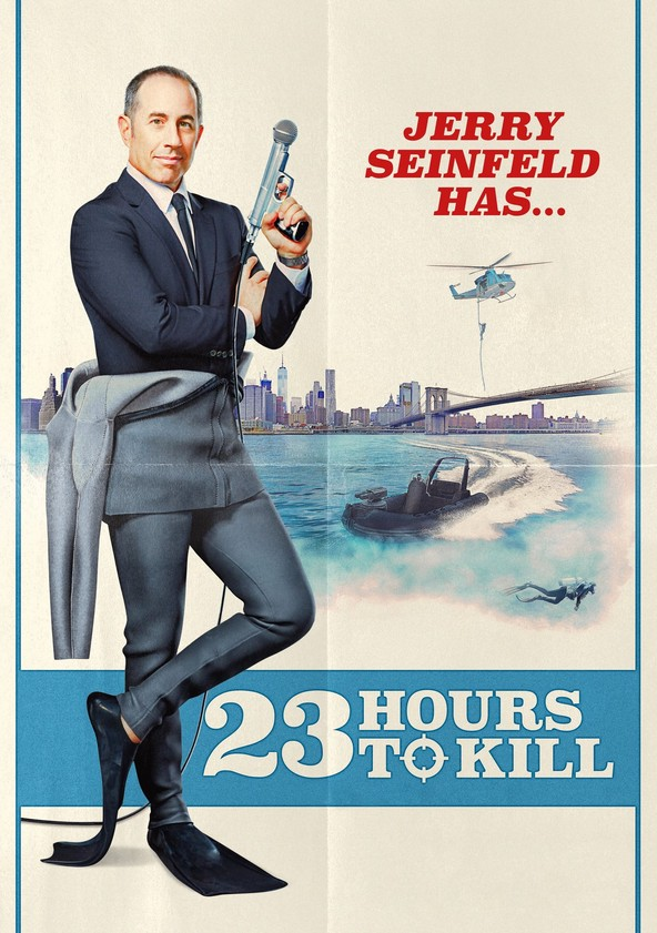 23 Hours To Kill movie poster