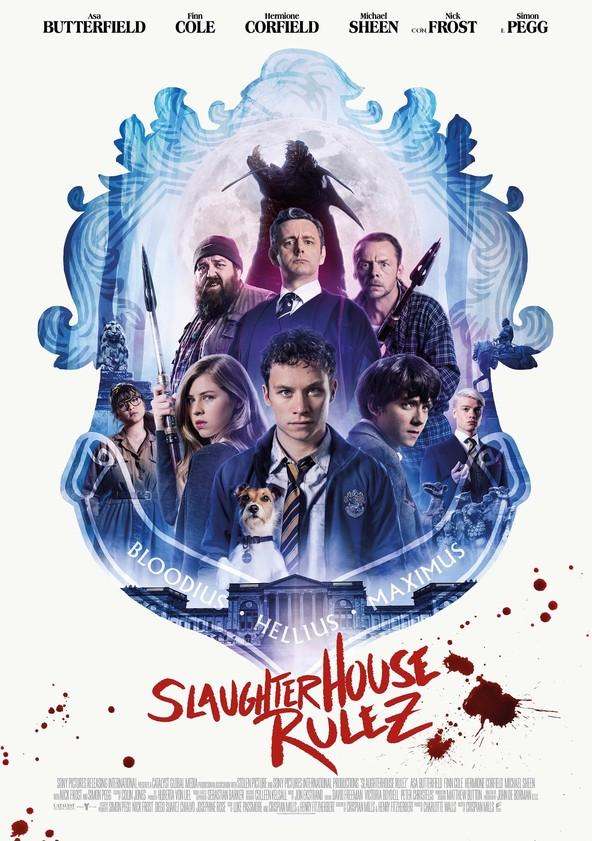 Slaughterhouse spacca