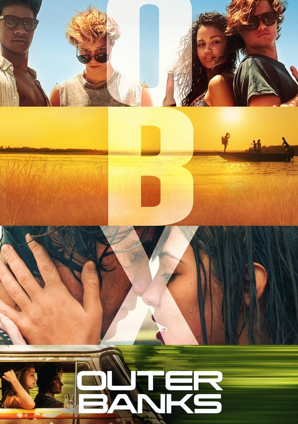 Outer Banks movie poster