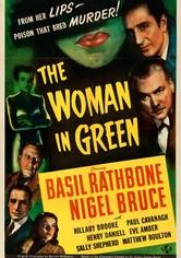 Die Frau in Grün
