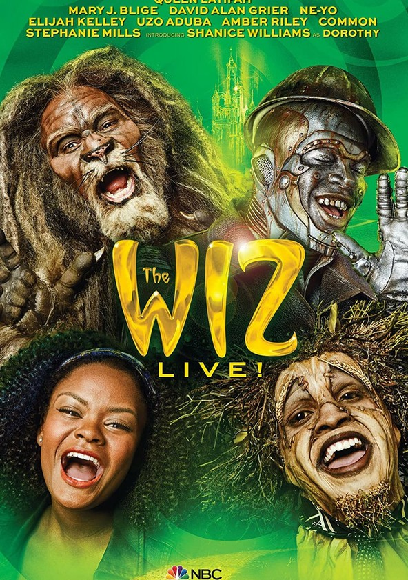 watch the wiz live online for free