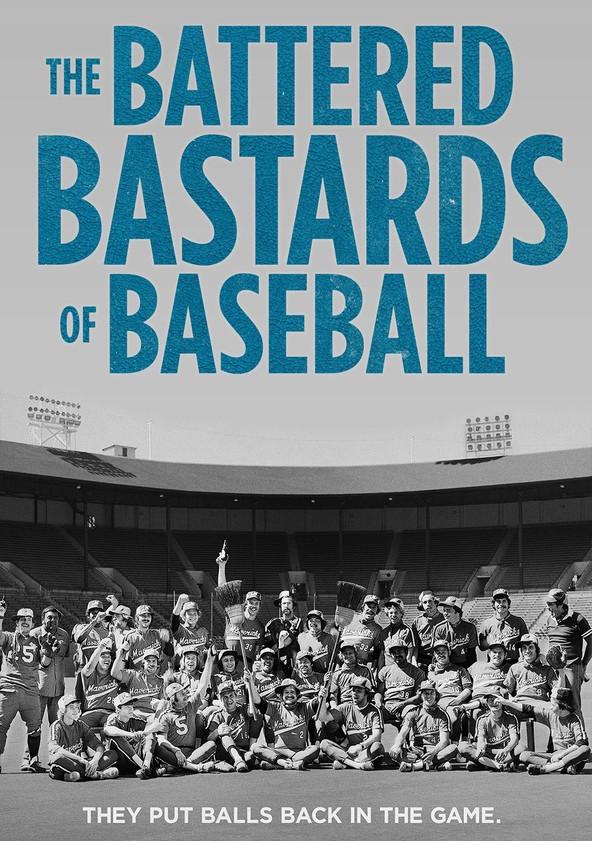 The Battered Bastards of Baseball poster