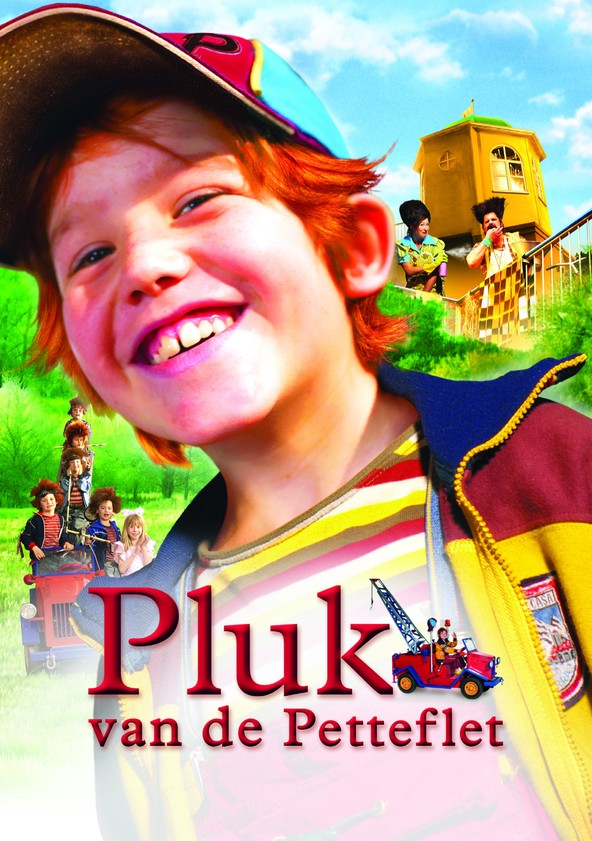 Pluk And His Tow Truck