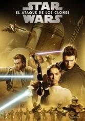 La guerra de las galaxias. Episodio II: El ataque de los clones