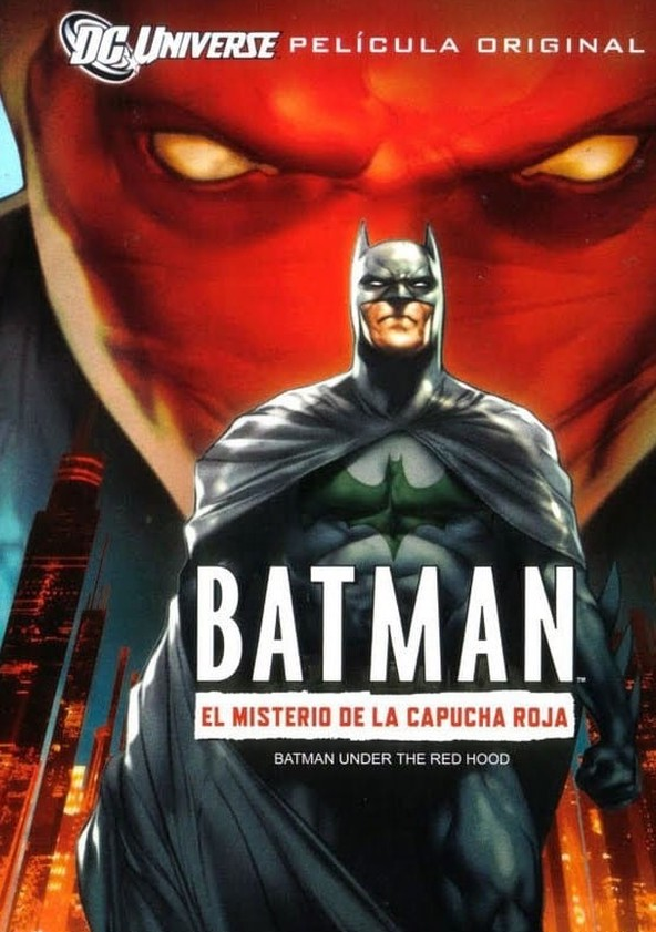 Batman: El Misterio de Capucha Roja