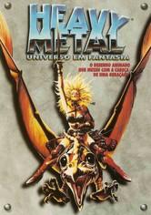 Heavy Metal - Universo em Fantasia