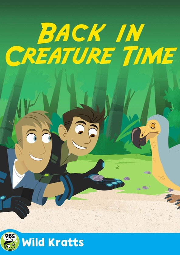 Wild Kratts: Back in Creature Time