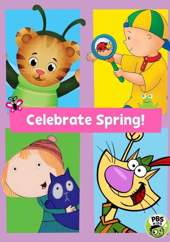 PBS Kids: Celebrate Spring!