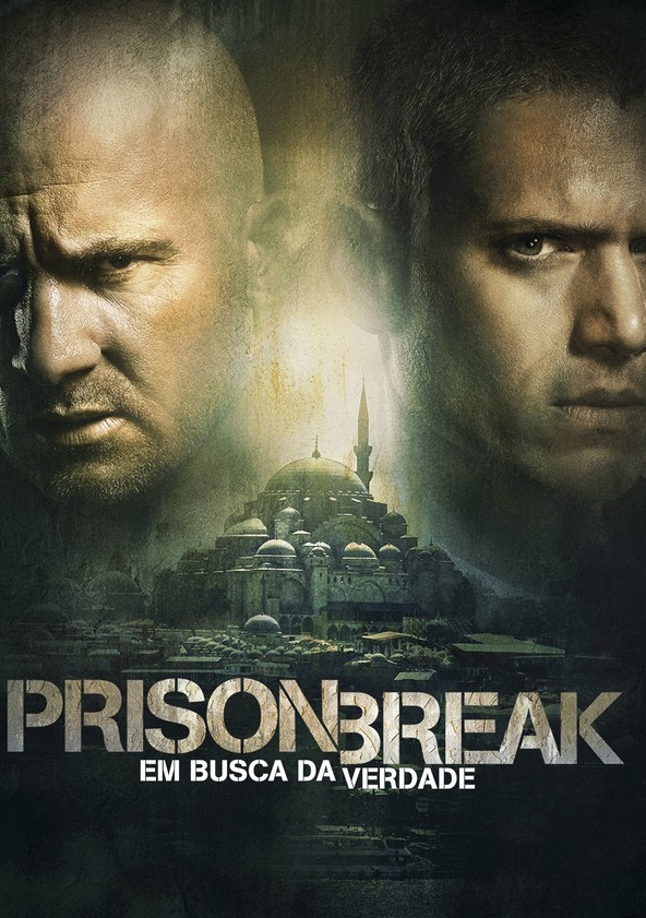 Prison Break: Fuga da Prisão