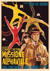Agente Lemmy Caution, missione Alphaville