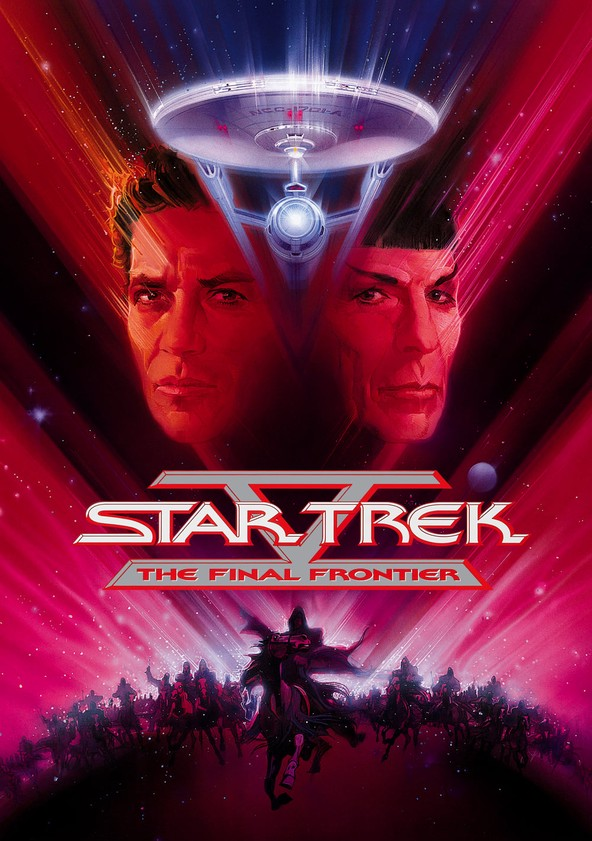 Star Trek V: The Final Frontier