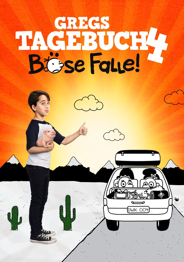 Gregs Tagebuch – Böse Falle! poster