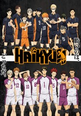 Haikyu!! Karasuno High School vs Shiratorizawa High School
