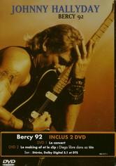 Johnny Hallyday Bercy 92
