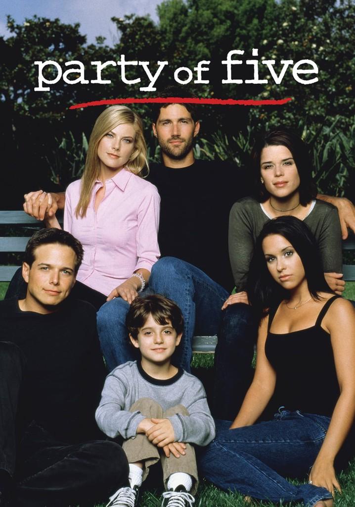 Cinco en familia