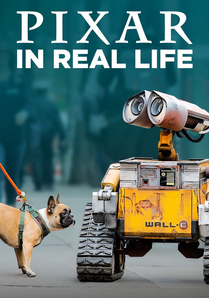 Pixar en la vida real