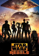Star Wars Rebels Premices d'une rebellion