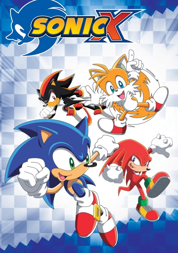 Serien Stream Sonic X