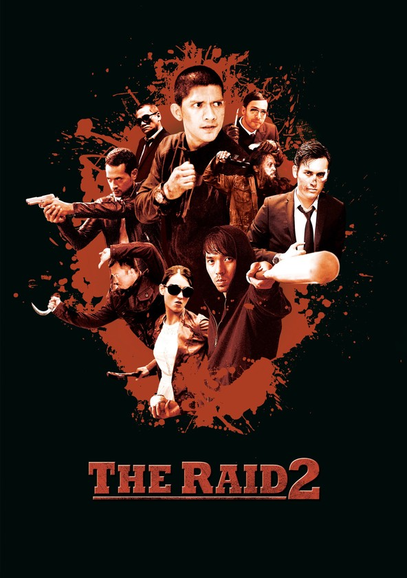 The Raid 2 Movie Where To Watch Stream Online