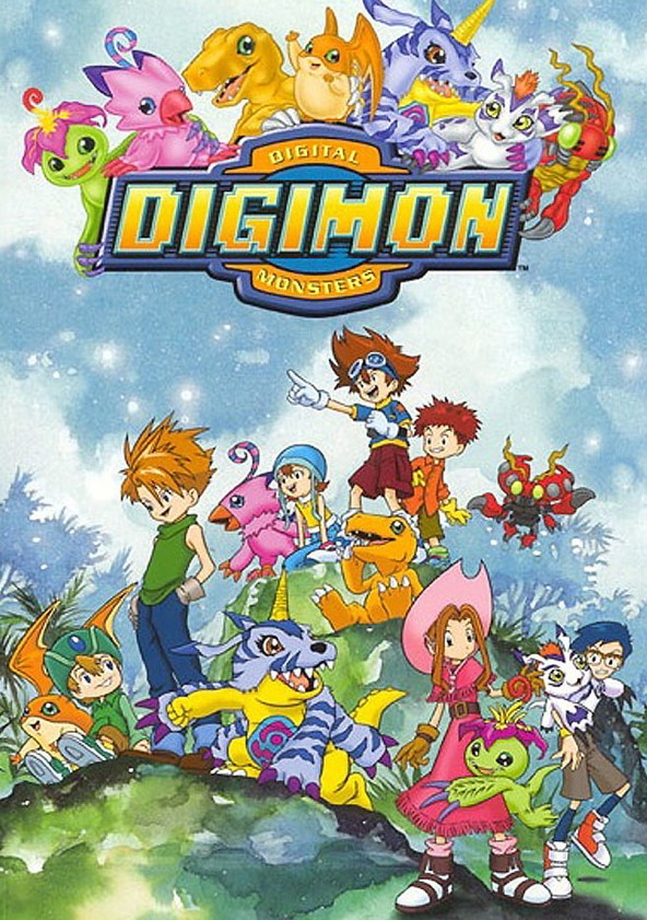 Digimon Staffel 1 Stream