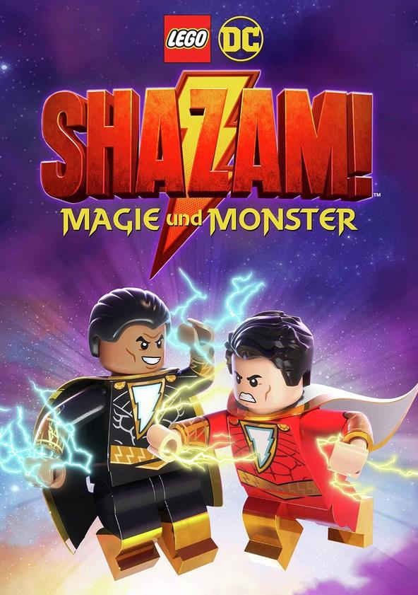 LEGO DC: Shazam! - Magie und Monster