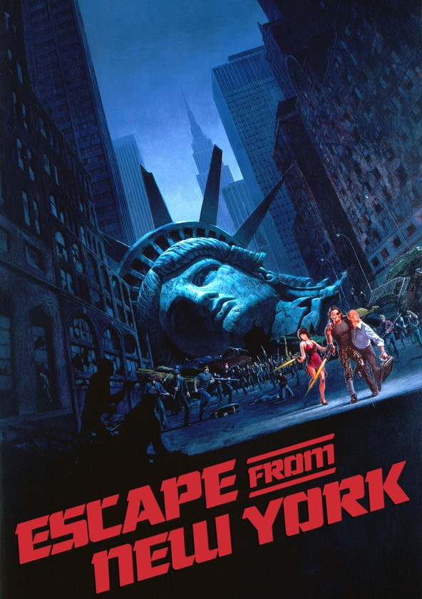 escape from new york streaming  where to watch online