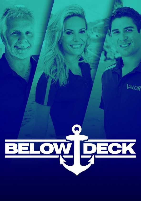 Below Deck Season 6 poster