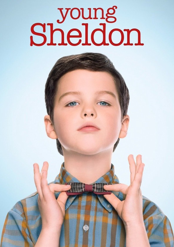 Young Sheldon poster