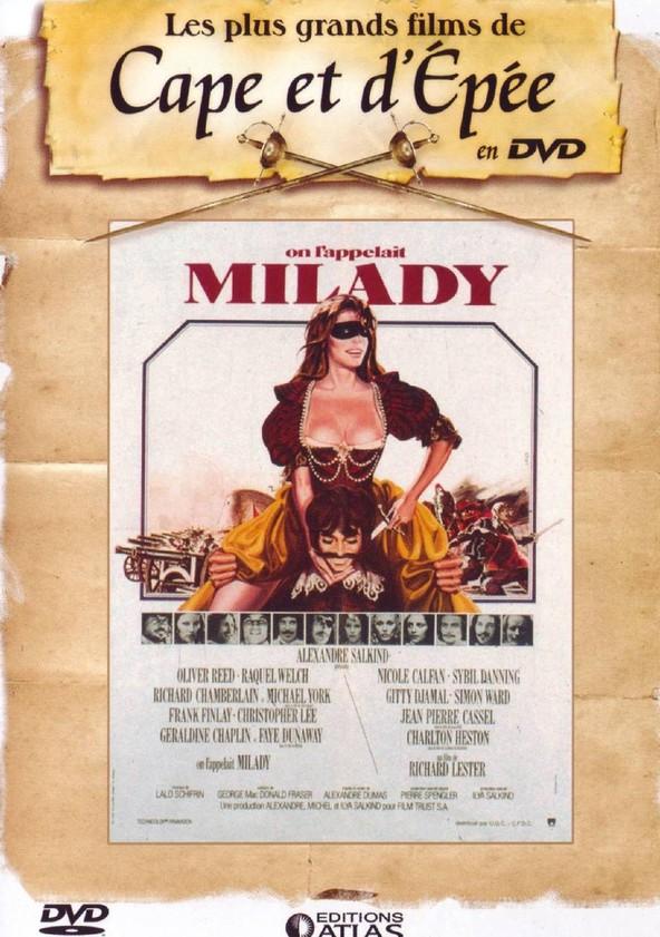 on lappelait milady