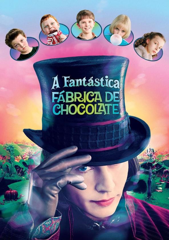 Charlie e a Fábrica de Chocolate