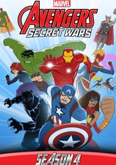Season 4 - Secret Wars