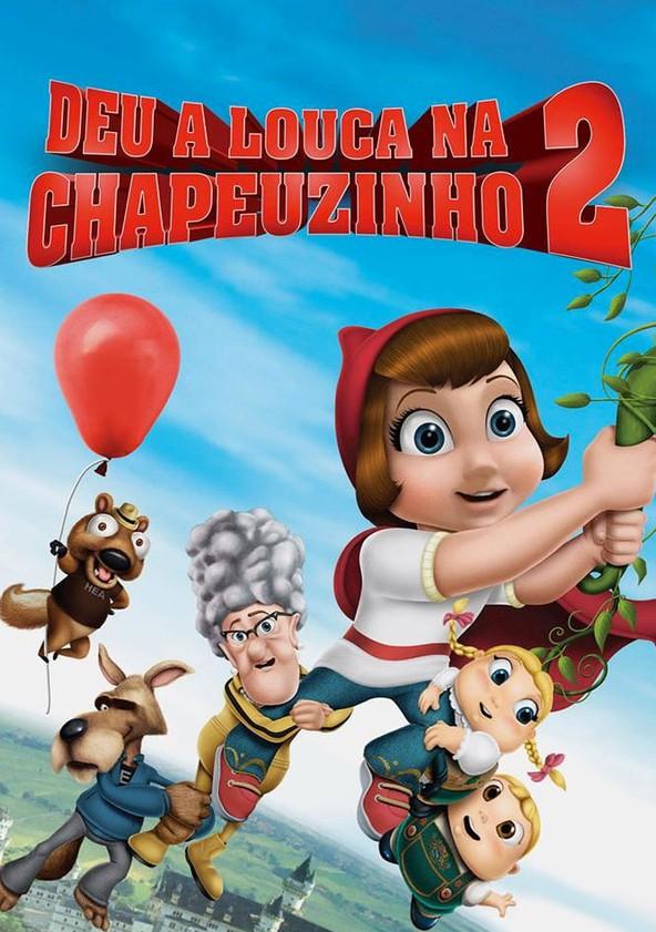 Capuchinho Vermelho - A Nova Aventura