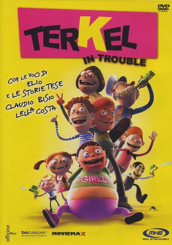 Terkel in Trouble