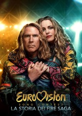 Eurovision Song Contest - La storia dei Fire Saga
