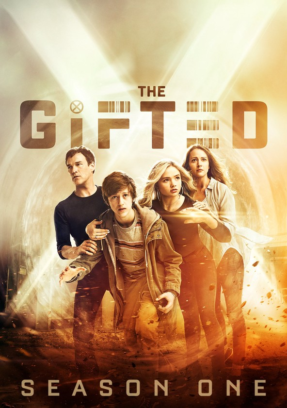 The Gifted Season 1 poster