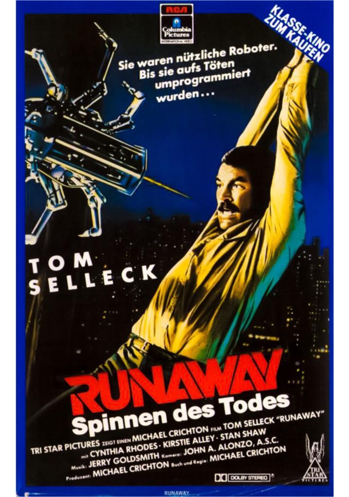 Runaway - Spinnen des Todes