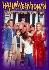 Halloweentown - Meine Oma ist 'ne Hexe