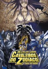 Saint Seiya - The Lost Canvas - Saga de Hades