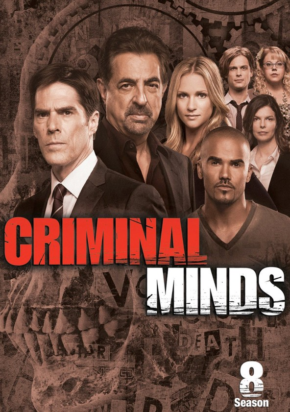 Criminal Minds Season 8 poster
