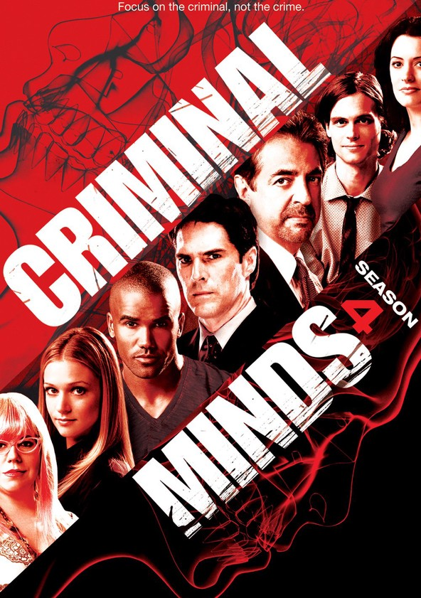 Criminal Minds Staffel 4 poster