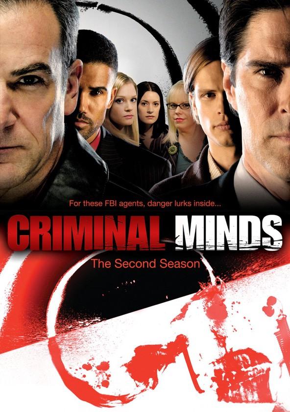 Criminal Minds Staffel 2 poster
