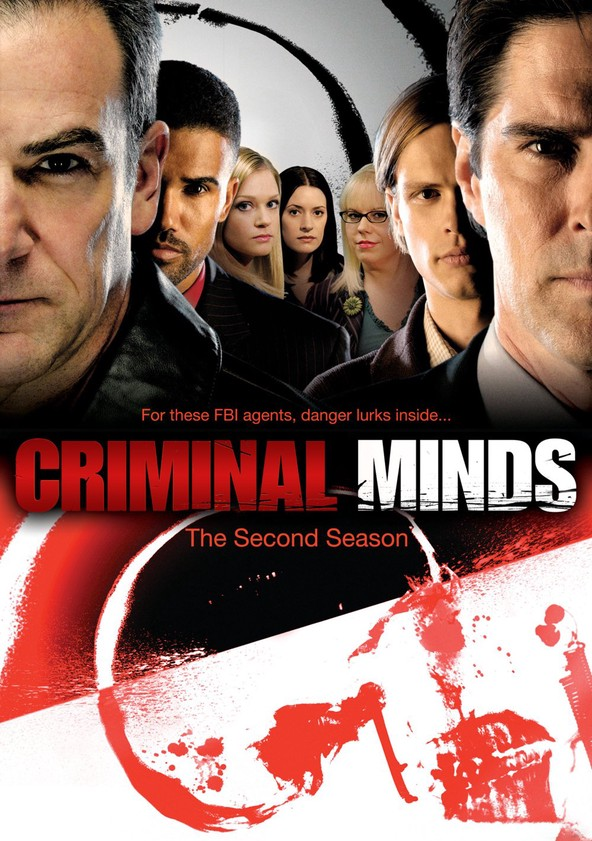 Criminal Minds Season 2 poster