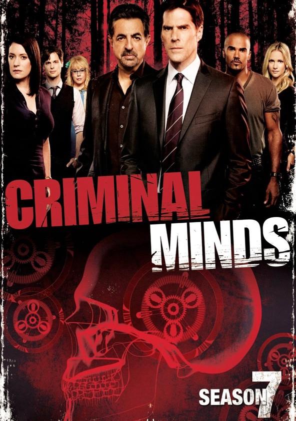 Criminal Minds Staffel 7 poster