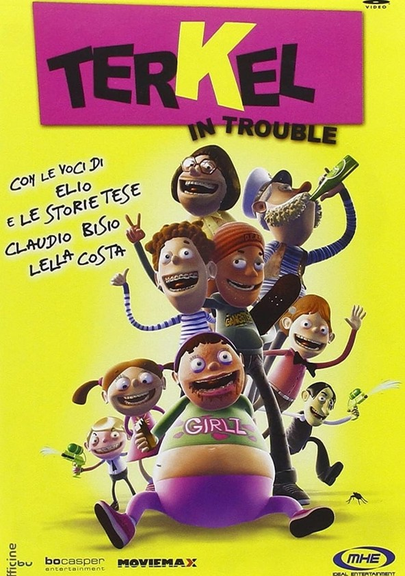 Terkel in Trouble