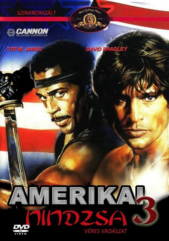 Amerikai nindzsa 3: A véres vadászat