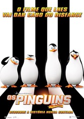 Os Pinguins de Madagáscar