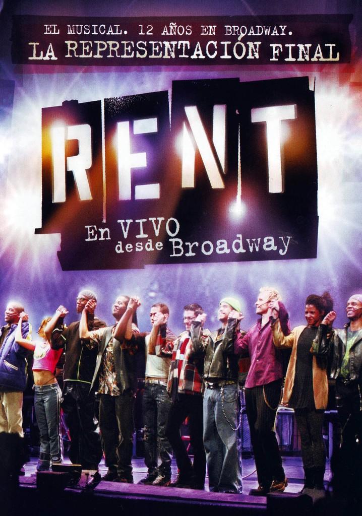 Rent: En vivo desde Broadway