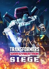Transformers: Trilogía de la guerra por Cybertron