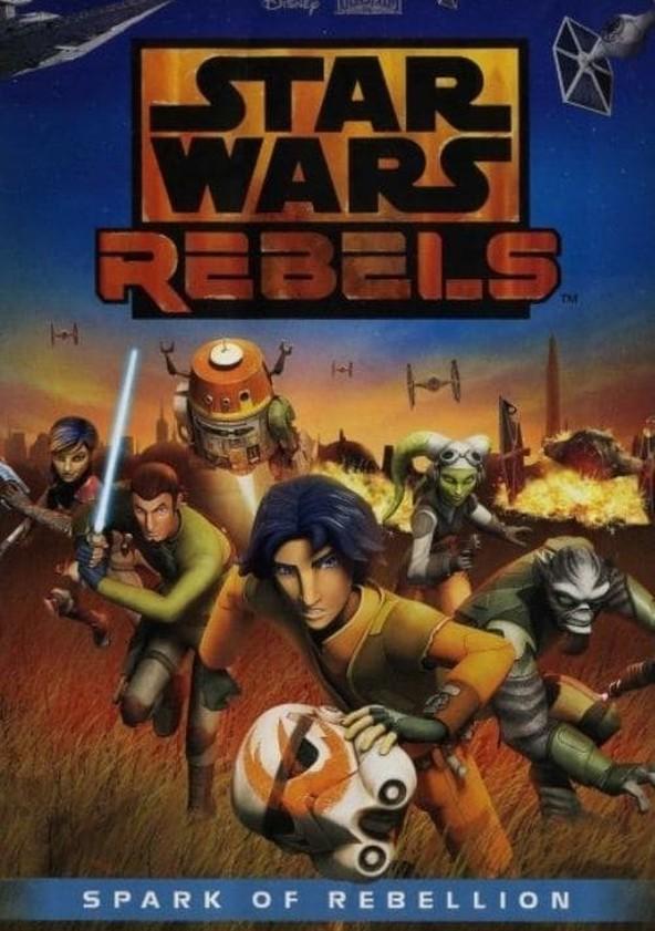 Star Wars Rebels: Spark of Rebellion